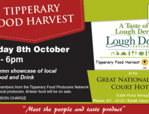 Tipperary Food Harvest at AbbeyCourt Hotel Nenagh