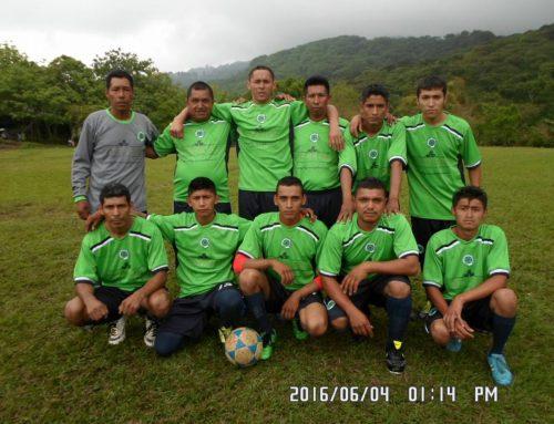 Soccer Team Sponsorship – Altamira El Salvador