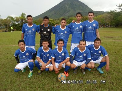 Coffee Farm Football Team