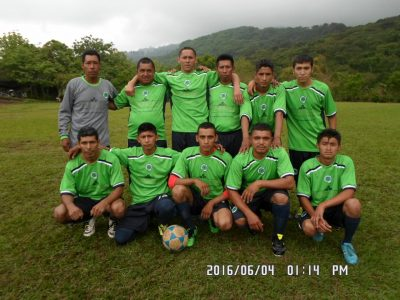 El Salvadot Football Team Sponsorship