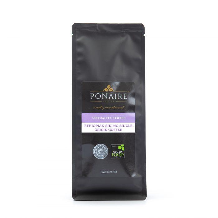 Ponaire Ethiopian Sidimo Single Origin Coffee