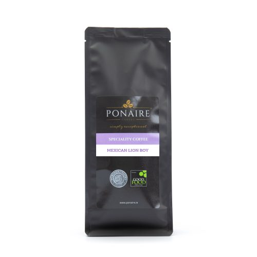 Ponaire Mexican Lion Boy Coffee