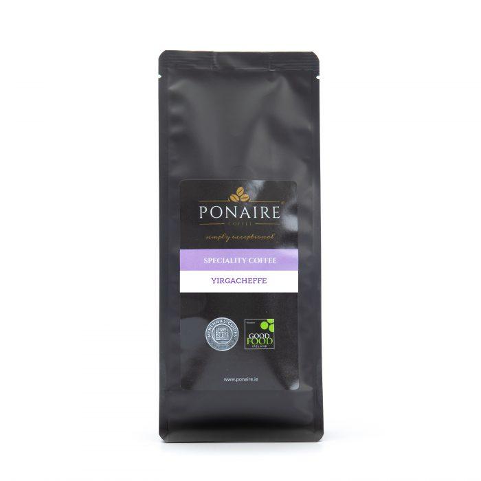 Ponaire Ethiopian Yirgacheffee Coffee - Single Origin