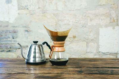 Chemex with Kettle