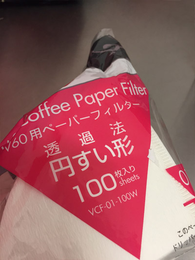 Hario V60_2-4 Cup Filters
