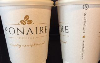 Ponaire Compostable Cups & Lids