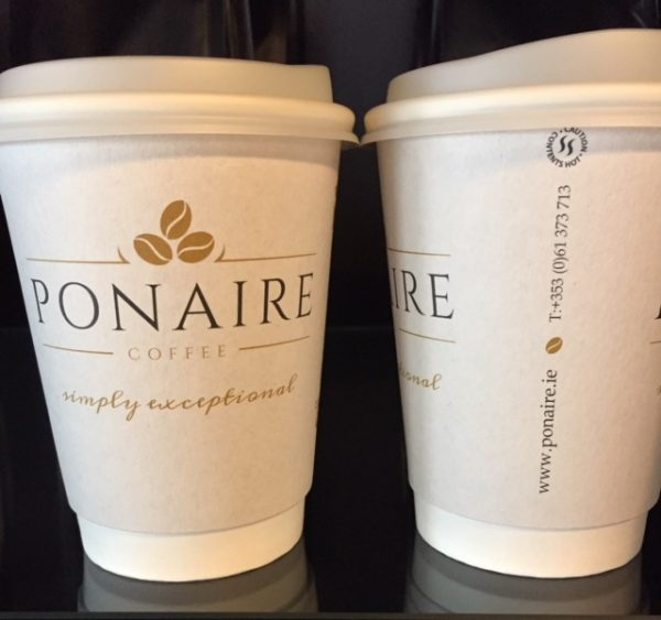 Ponaire Compostable Cups & Lids