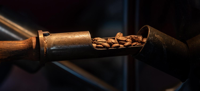 Ponaire Coffee Roastery Scoop