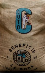 El Cuto Coffee Sack