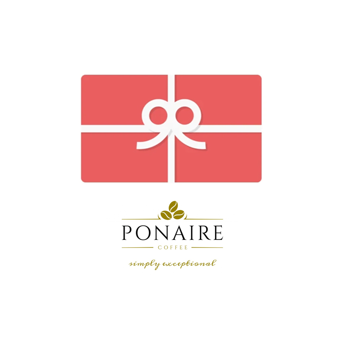 Ponaire Gift Card