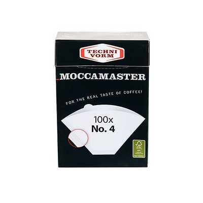 MoccaMaster 4 Cup Filters