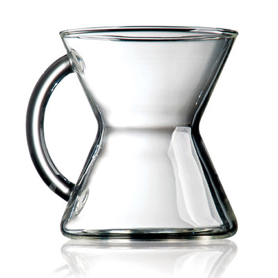Chemex Shaped Coffee Mug