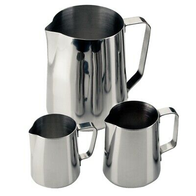Olympia Stainless Steel Milk Frothing Jug