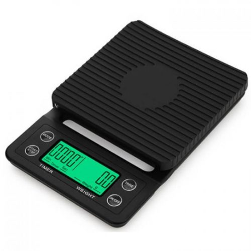 Digital Scales with Timer