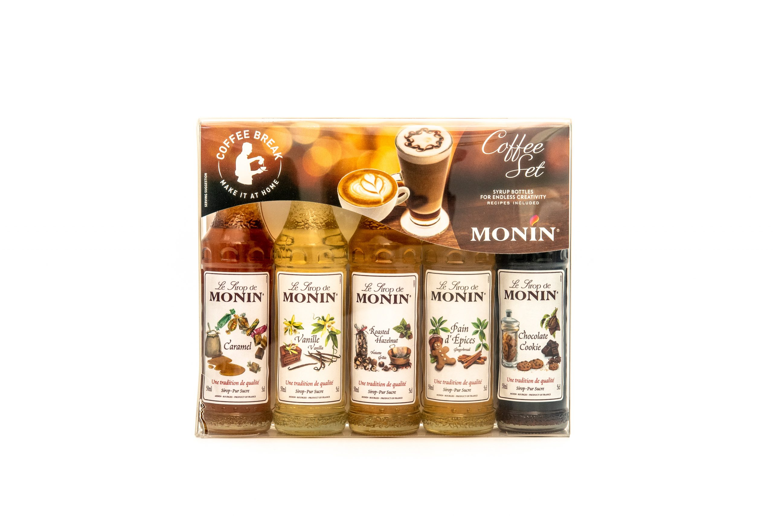 Monin Coffee Set